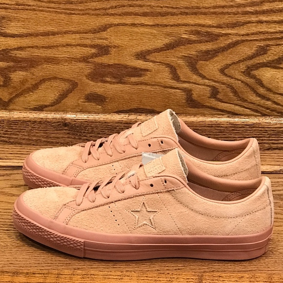 Converse One Star Ox Pink Blush Shoes NWT